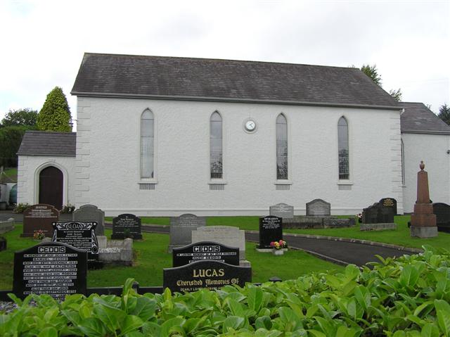 Castlecaulfield Presbyterian Church